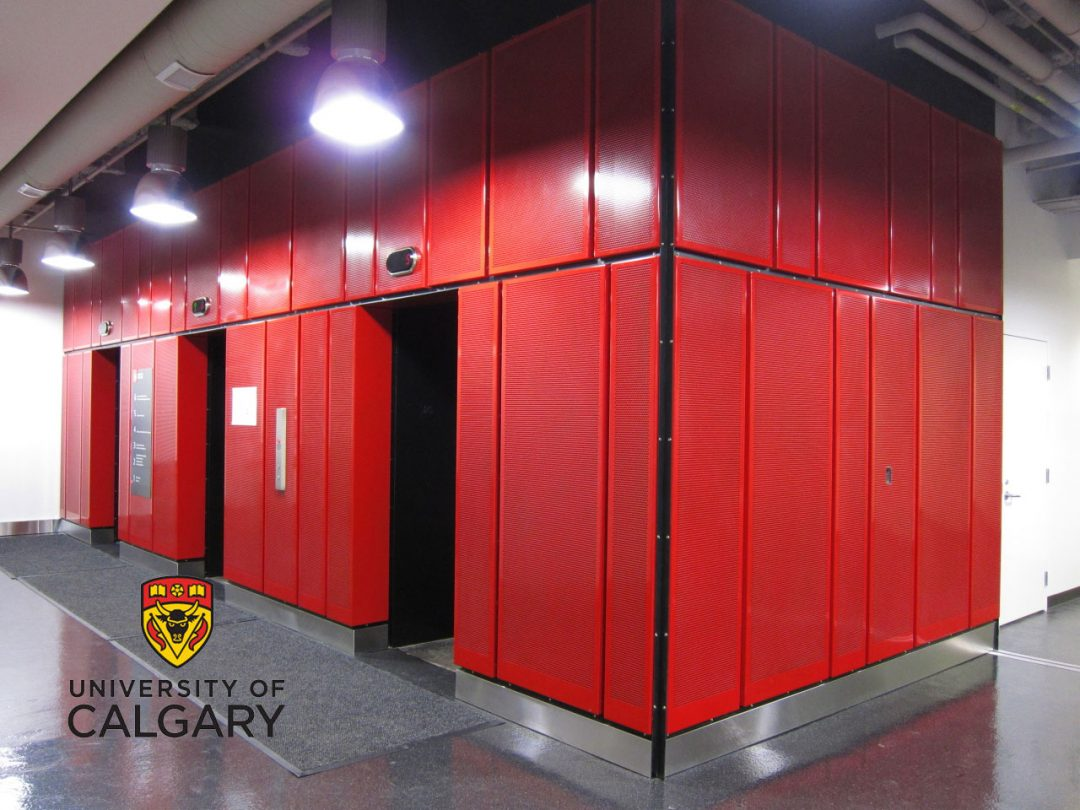 UNIVERSITY OF CALGARY – DOWNTOWN CAMPUS
